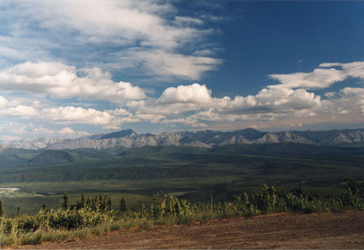 [Mountains from Dempster Hwy]