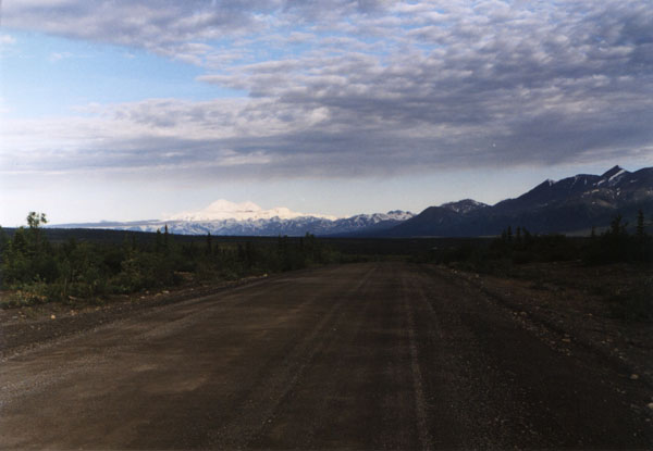 [Denali in the Distance]