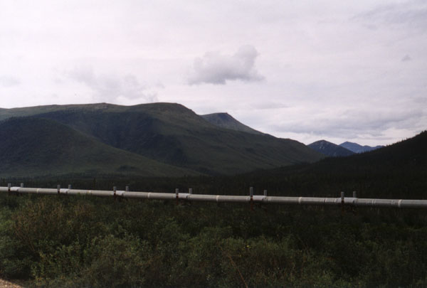 [The Alyeska Pipeline]